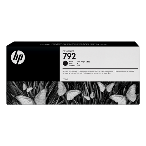 Картридж HP № 792 Designjet, Black, 775 мл, CN705A