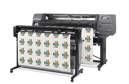 HP Latex 335  Print & Cut HP